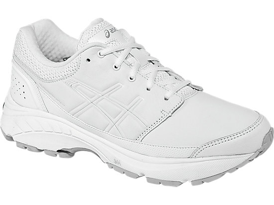 GEL-Foundation Workplace White/Silver 3