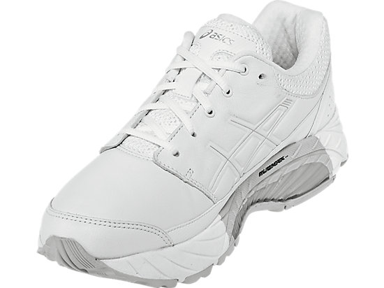 GEL-Foundation Workplace (2E) White/Silver 7