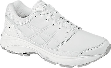 38aef1524e GEL-Foundation Workplace (2E) | Women | White/Silver | ASICS US