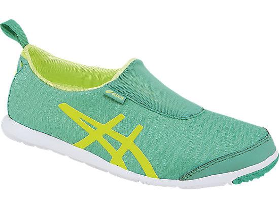 Metrolyte 2 Slip On Ice Green/Flash Yellow/White 7