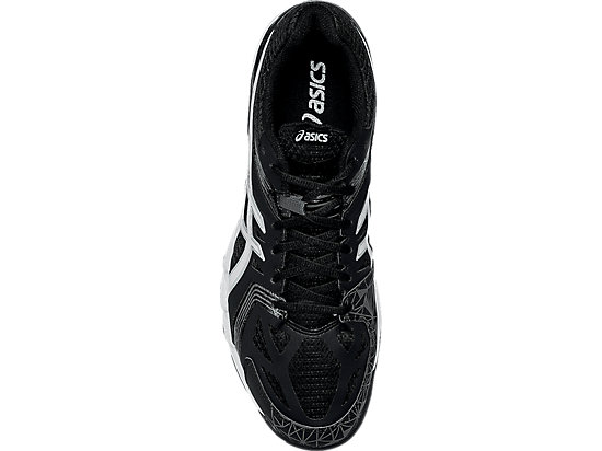 GEL-Court Control Black/White/Graphite 23