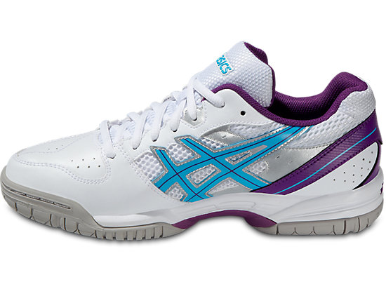 GEL-PIVOT 10 WHITE/BLUE 15