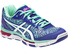 asics womens netball shoes