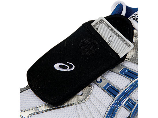 ASICS Shoe Wallet Black/Iron 11