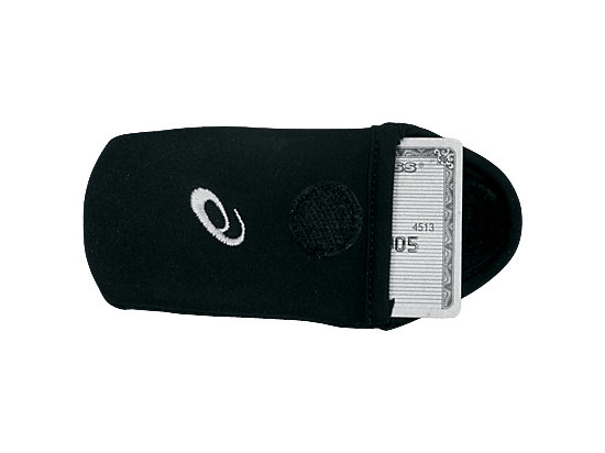 ASICS Shoe Wallet Black/Iron 15