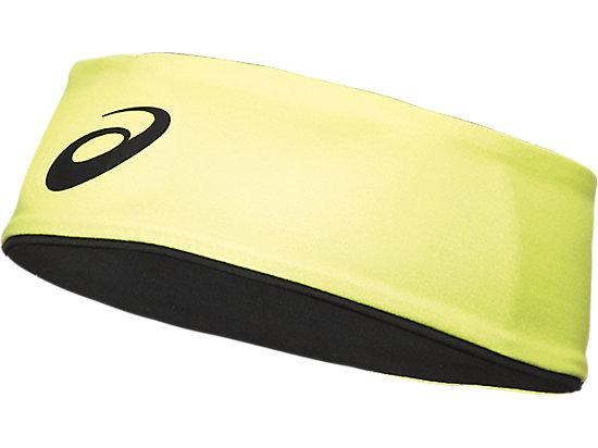PR Reversible Headband/Wristband Set Neon Black 3