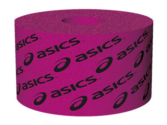 ASICS Logo Sports Tape Pink Glo/Black 3