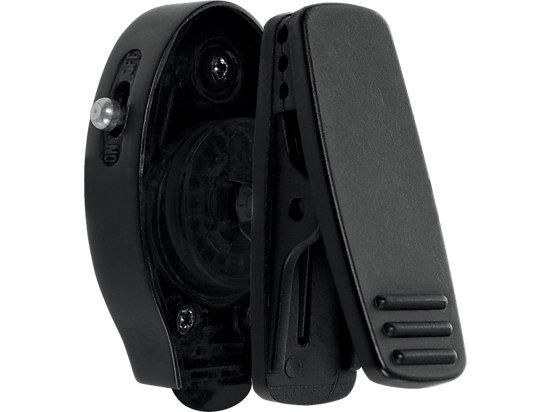 Lite Tech Clip-On LED Black/Silver 7