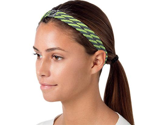 Studio Luxe Headband Pistachio/Shark 11