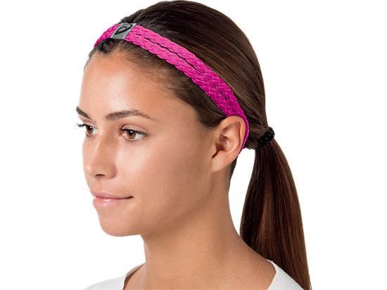 Studio Luxe Headband Pink Glow 7
