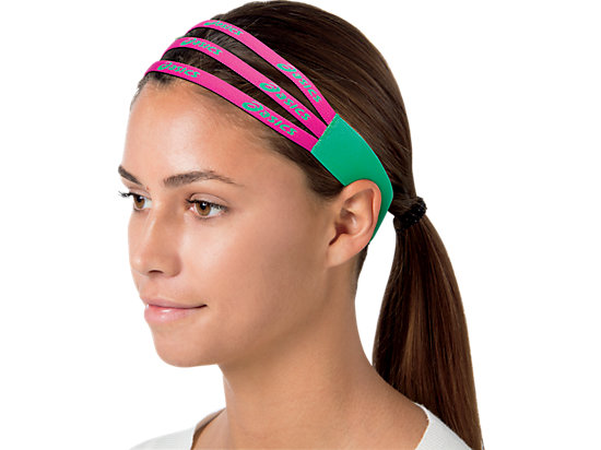 Fit-Tempo Headband Cool Mint/Performance Black 7
