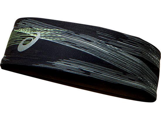 Lite-Show Twisted Headband Black 3