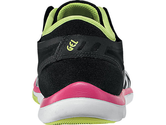 GEL-Fit Nova Black/Silver/Hot Pink 27