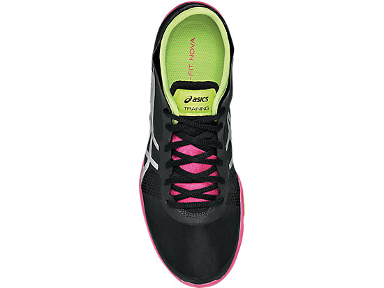 GEL-Fit Nova Black/Silver/Hot Pink 23