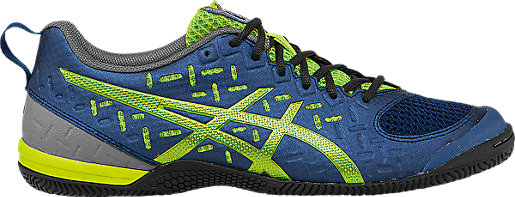 GEL-Fortius 2 TR Indigo Blue/Lime/Taupe 3 RT