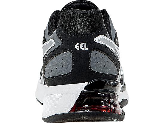 GEL-Defiant 2 Onyx/Silver/Red 27