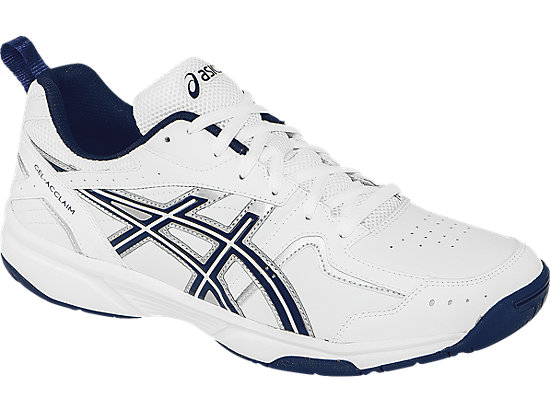 GEL-Acclaim White/Navy/Silver 7