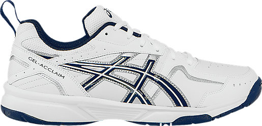 GEL-Acclaim White/Navy/Silver 3 RT