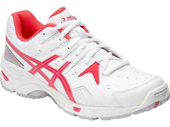 GEL-Ballina 5 (D) White/Super Pink/Silver 3
