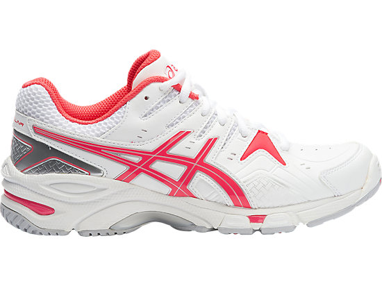 GEL-Ballina 5 (D) White/Super Pink/Silver 15
