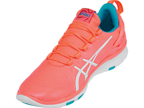 GEL-Fit Sana 2 Flash Coral/White/Scuba Blue 11
