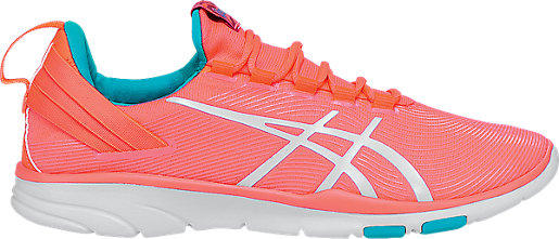GEL-Fit Sana 2 Flash Coral/White/Scuba Blue 3 RT