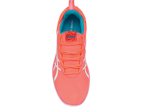 GEL-Fit Sana 2 Flash Coral/White/Scuba Blue 23