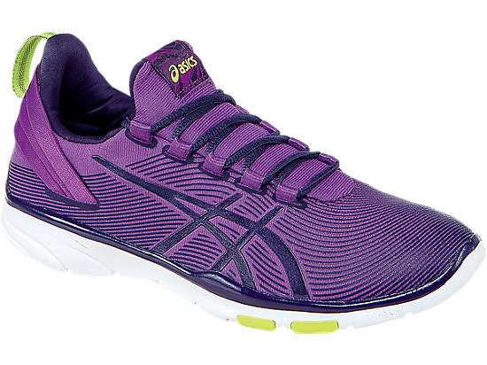 GEL-Fit Sana 2 Grape/Dark Berry/Flash Yellow 7