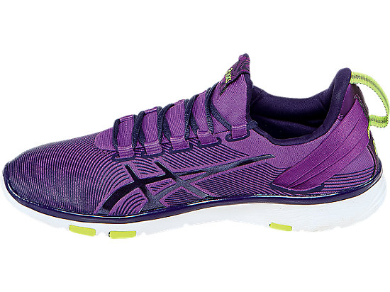 GEL-Fit Sana 2 Grape/Dark Berry/Flash Yellow 15