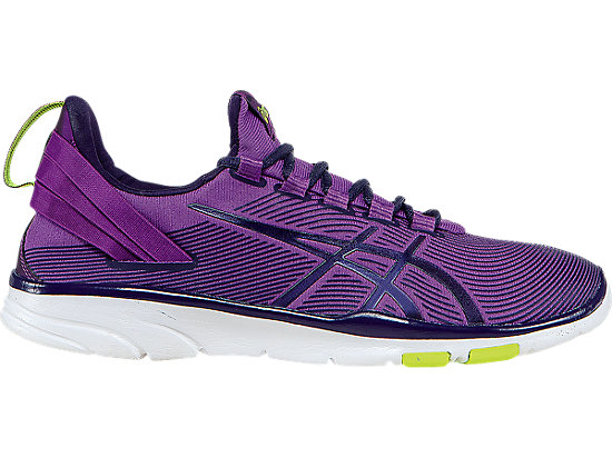 GEL-Fit Sana 2 Grape/Dark Berry/Flash Yellow 3