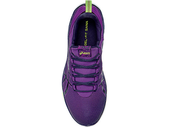 GEL-Fit Sana 2 Grape/Dark Berry/Flash Yellow 23