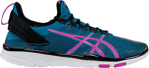 Asics Gel fit Sana 2 Blue Pink Training Shoes