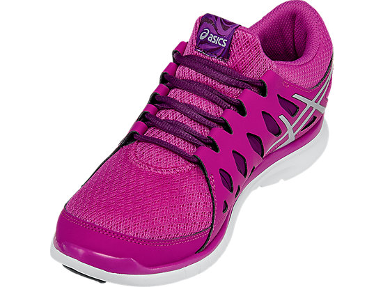 GEL-Fit Tempo 2 Berry/Silver/Plum 11