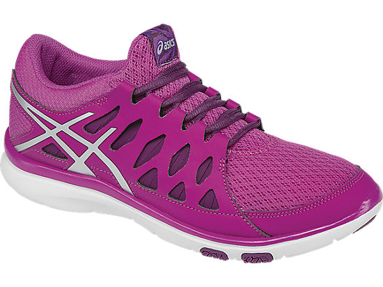 GEL-Fit Tempo 2 Berry/Silver/Plum 7