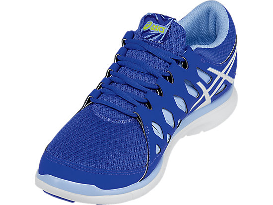 GEL-Fit Tempo 2 Blue Purple/White/Blue Bell 11