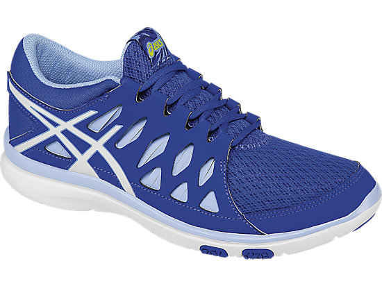 GEL-Fit Tempo 2 Blue Purple/White/Blue Bell 7