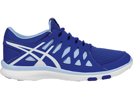GEL-Fit Tempo 2 Blue Purple/White/Blue Bell 3