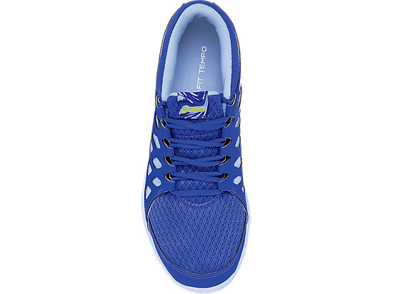 GEL-Fit Tempo 2 Blue Purple/White/Blue Bell 23