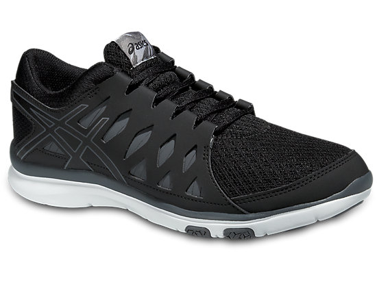 GEL-FIT TEMPO 2 BLACK/ONYX/CARBON 7