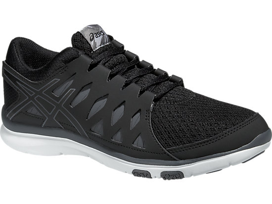 GEL-FIT TEMPO 2 BLACK/ONYX/CARBON 3