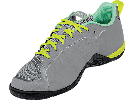 GEL-Fortius 2 TR Light Grey/Flash Yellow/Pistachio 11