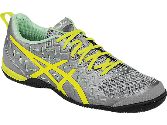 GEL-Fortius 2 TR Light Grey/Flash Yellow/Pistachio 7