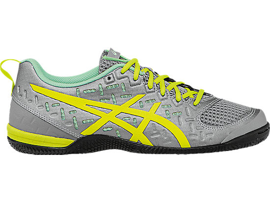 GEL-Fortius 2 TR Light Grey/Flash Yellow/Pistachio 3