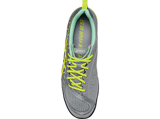 GEL-Fortius 2 TR Light Grey/Flash Yellow/Pistachio 23