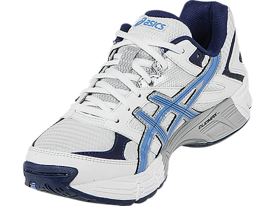 GEL-190 TR White/Periwinkle/Midnight Navy 11