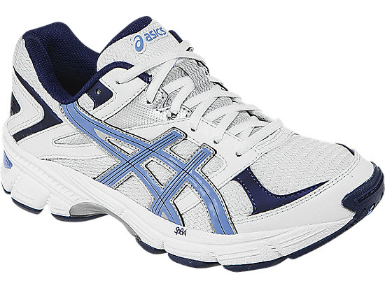 GEL-190 TR White/Periwinkle/Midnight Navy 7