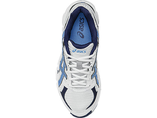 GEL-190 TR White/Periwinkle/Midnight Navy 23