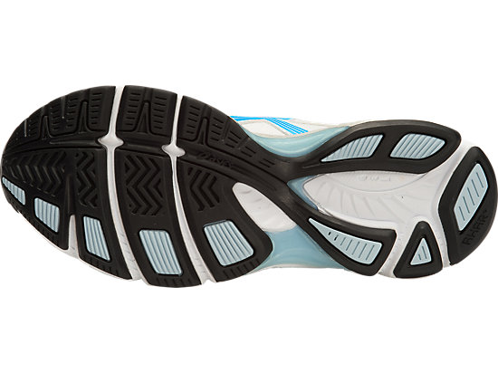 GEL 190TR LEATHER (D) WHITE/IMPERIAL/BLUE GLOW 7