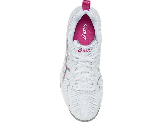 GEL-Acclaim White/Charcoal/Pink 23