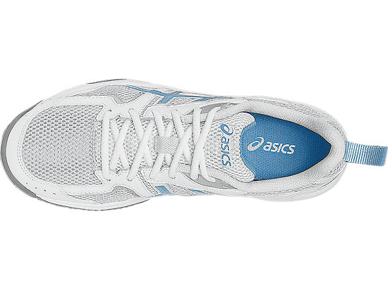 GEL-Acclaim (D) Silver/Blue Grotto/Frost Grey 23
